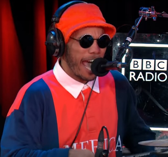 Anderson .Paak Takes Us From 'Malibu' To 'Ventura' In The BBC Radio 1Xtra Live Lounge
