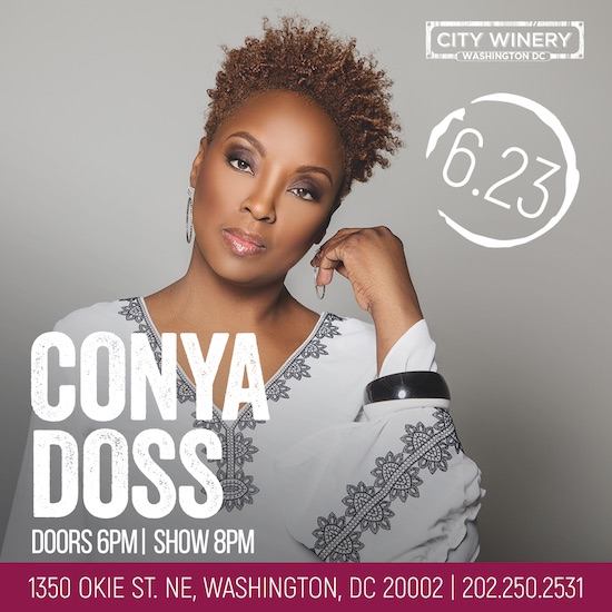 DMV Bouncers: Win Tickets To See Conya Doss Live In Concert!