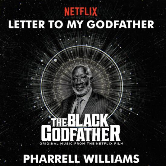 Pharrell Williams Sings Clarence Avant's Praises On 'Letter To My