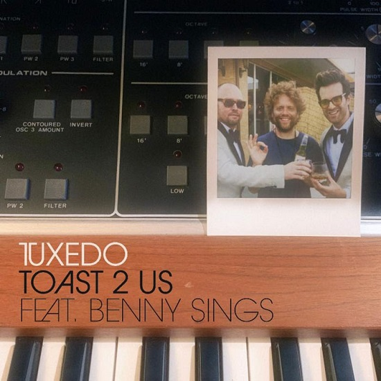 Benny Sings Helps Tuxedo Share A 'Toast 2' Their Upcoming Album