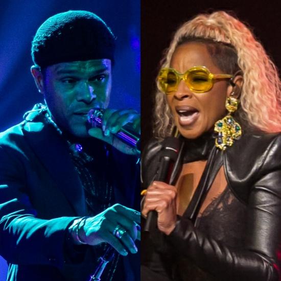 Maxwell & Mary J. Blige To Headline 2019 Cincinnati Music Festival