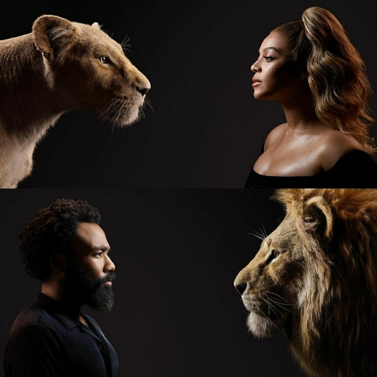 Beyonce Donald Glover Cover Can You Feel The Love Tonight For The Lion King Soulbounce Soulbounce