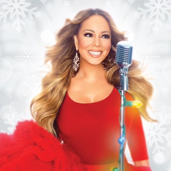 Mariah Careys All I Want For Christmas Is You.Queen Of Christmas Mariah Carey To Reign This Holiday Season