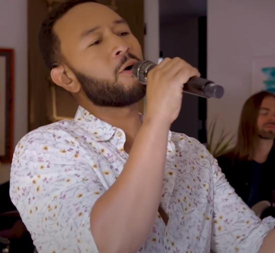 John Legend Goes 'Bigger' & Better For His 'Tiny Desk (Home) Concert' | SoulBounce | SoulBounce