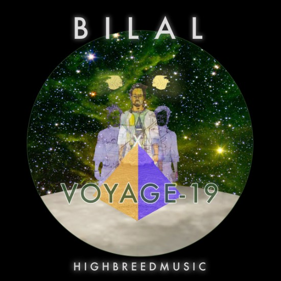 Bilal Takes Listeners On A Historic Trip For New EP 'VOYAGE-19' With Some Help From His Friends | SoulBounce | SoulBounce