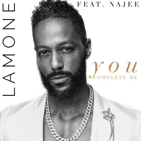 Lamone & Najee Deliver A Jazzy Ode To Love On 'You Complete Me'