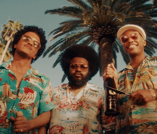 Bruno Mars, James Fauntleroy & Anderson .Paak Cut An Enticing Jingle For SelvaRey