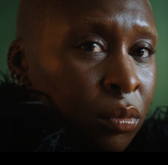 Cynthia Erivo Is Bringing 'The Good' Ahead Of Her Debut 'Ch. 1 Vs. 1'