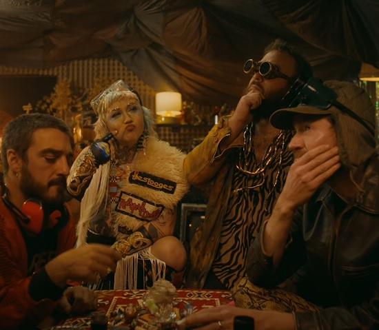 Hiatus Kaiyote Joins The Space Race In Order To 'Get Sun'