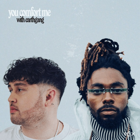 James Vickery Links With EARTHGANG On 'You Comfort Me' & Announces 'Songs That Made Me Feel'