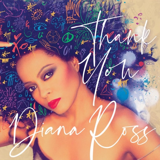 Diana Ross Returns To Say 'Thank You' To Her Fans & Readies Release Of 25th Album