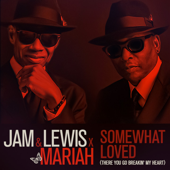 Mariah Carey Reunites With Jam & Lewis For 'Somewhat Loved' As They Prep Debut Album 'Jam & Lewis: Volume One'