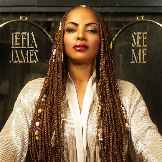 All Eyes Should Be On Leela James With Her New Album 'See Me'