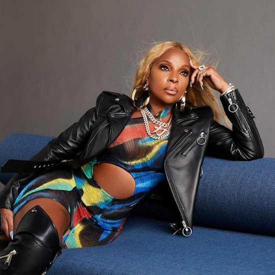 Mary J. Blige Urges Us To Chase Life Not Waste Life On 'Hourglass'