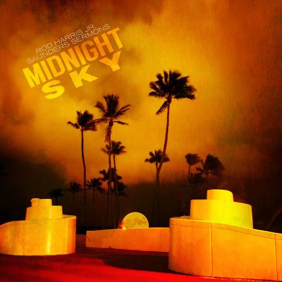 Rod Harris Jr. & Saunders Sermons Toast The Isley Brothers With 'Midnight Sky' EP