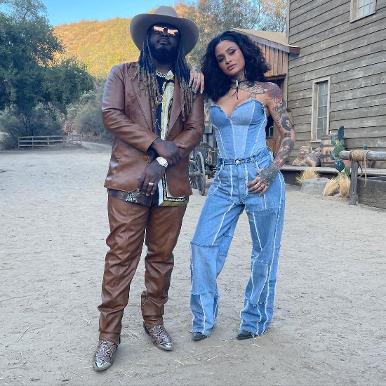 T-Pain & Kehlani Pull Up & Pour Up In The Wild West In 'I Like Dat'