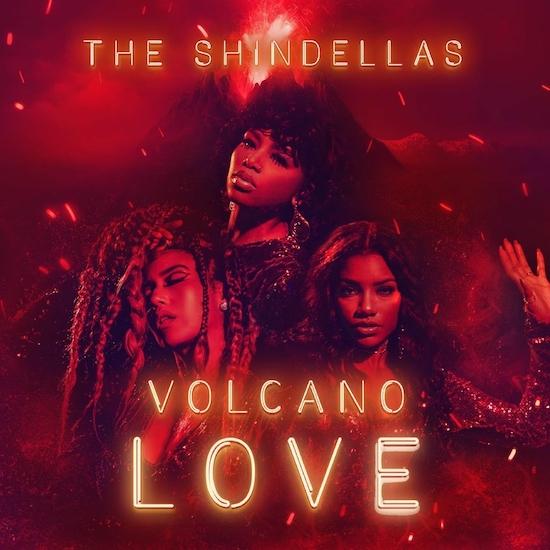 The Shindellas Erupt Into '90s R&B On 'Volcano Love'