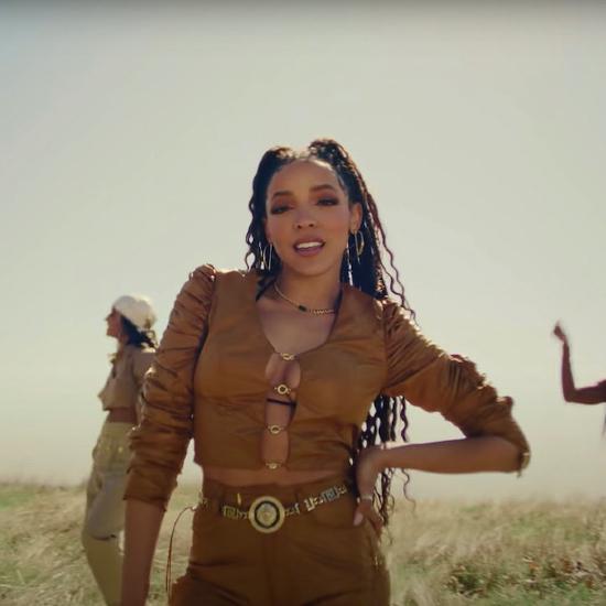 Tinashe & Buddy Are California Dreaming In 'Pasadena'