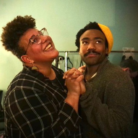 Childish Gambino Takes Brittany Howard's 'Stay High' Even Higher