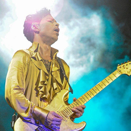 Prince Promises A Very 'Hot Summer'