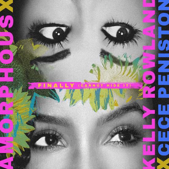 Amorphous & Kelly Rowland Revamp CeCe Peniston's 'Finally'