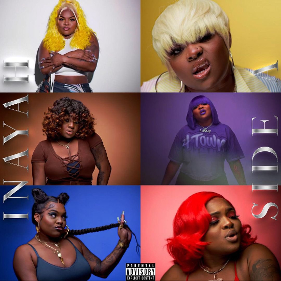 Inayah Shows Us Off Her Range & Ratchetness On 'Side A'