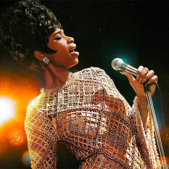 Jennifer Hudson Puts Some 'RESPECT' On Aretha Franklin's '(You Make Me Feel Like) A Natural Woman'