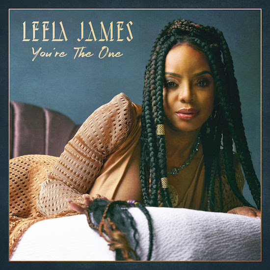 Leela James Wants You To Move To Her Groove On 'You're The One'