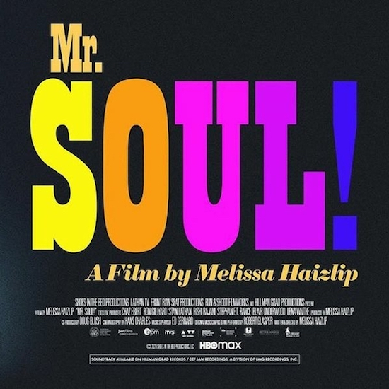 Award-Winning Documentary 'Mr. SOUL!' Comes To HBO Max