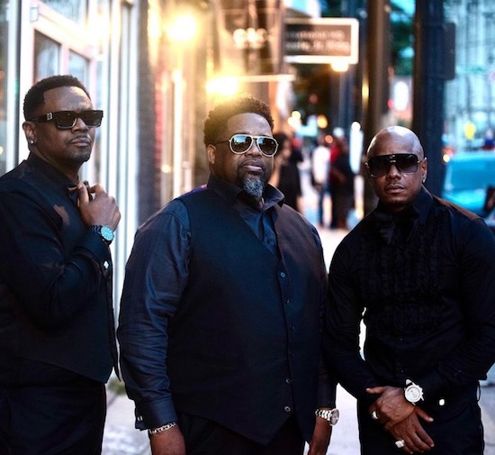 Carl Thomas, Dave Hollister & Donell Jones Unite As R&B Supergroup The Chi
