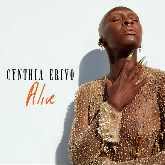 Cynthia Erivo Faces Her Ghosts With 'Alive'
