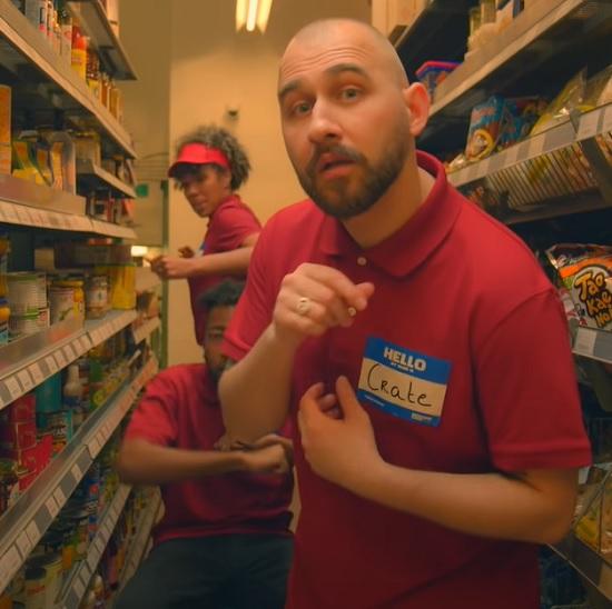 Full Crate, Jaskelis & Moses Kriss Heed Good Advice On 'Mama Told Me'