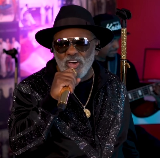 The Isley Brothers Bring The Love To NPR Music's 'Tiny Desk (Home) Concerts' Series