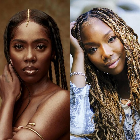 Tiwa Savage Enlists Brandy In Search For 'Somebody's Son' & Releases 'Water & Garri'