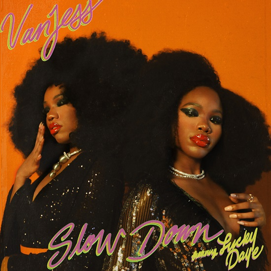 VanJess Add Lucky Daye To The Mix To Steam Up 'Slow Down'