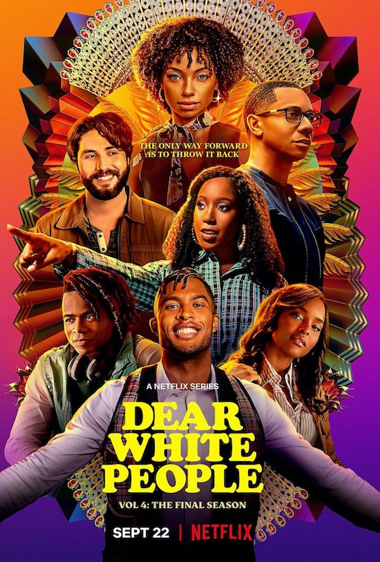 'Dear White People' Gives Us A '90s Musical For Fourth & Final Season