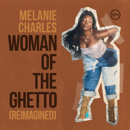 Melanie Charles Celebrates The 'Woman Of The Ghetto' Ahead Of 'Y'all Don't (Really) Care About Black Women' Album Release