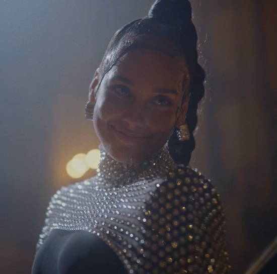 Alicia Keys & Swae Lee Throw A Swanky Party For 'LALA (Unlocked)'
