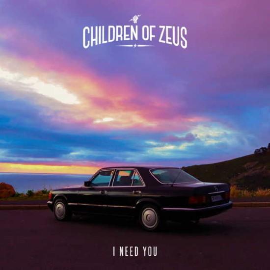 Children Of Zeus Seek 'Balance' In Love On 'I Need You'