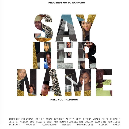 Janelle Monáe Gathers Her Friends To Inspire Us To 'Say Her Name'
