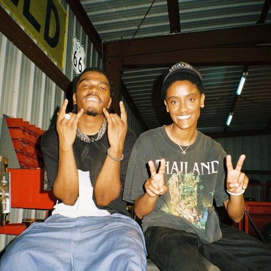 Syd & Smino Are On The 'Right Track'