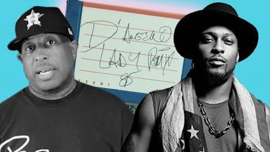 As D'Angelo's 'Lady (Remix)' Turns 25, DJ Premier Reflects On Its Creation