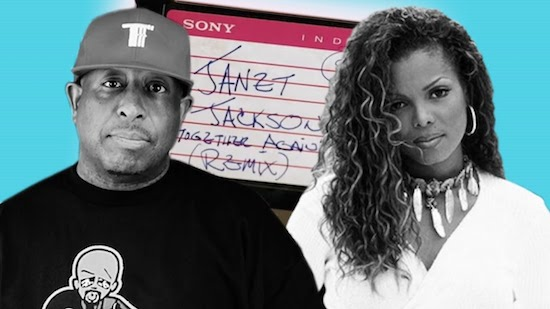 DJ Premier Digs In The R&B Crates 'Again' For A Vintage Janet Jackson Remix