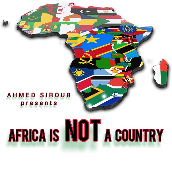 Ahmed Sirour Sets Folks Straight With 'Africa Is NOT A Country'