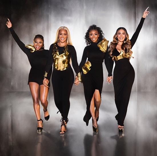 Brandy, Eve, Naturi Naughton, Nadine Velazquez & Pepi Sonuga Give Us An 'Introduction' Worthy Of 'Queens'