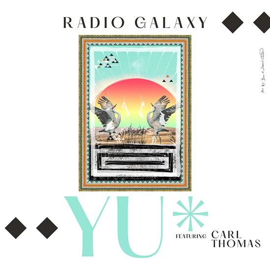 Radio Galaxy & Carl Thomas Ponder Love's Mysterious Ways On 'YU'