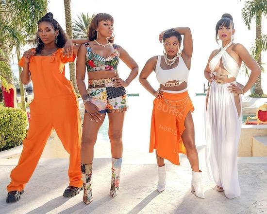 Eve, Brandy, Naturi Naughton & Nadine Velazquez Show How 'Queens' Do It In 'Nasty Girl'