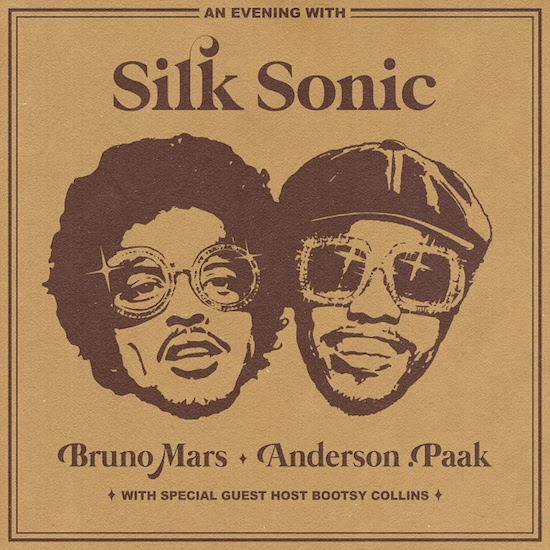 Bruno Mars & Anderson .Paak Set November Release For 'An Evening With Silk Sonic' Album