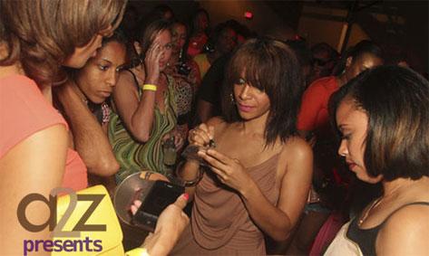 Teedra moses dazzles in her texas debut soulbounce photos a2zpresents stopboris Images