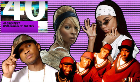 SoundTable Discussion: What VH1's 40 Greatest R&B Songs Of The '90s